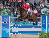 CANADIAN EVENTING TEAM ELEVENTH AT FEI WORLD EQUESTRIAN