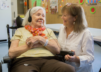 The power of music: Program helping people with dementia
