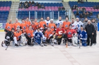 Meridian Celebrity Ice Cup Raises over $100,000
