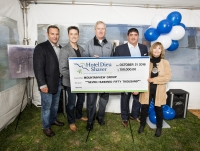 Mountainview Homes Donates $750,000!