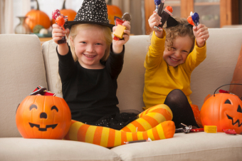 Dental Health At Halloween: Tips to Keep Your Child's Smile Healthy