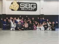 SBG's Belfast Gym On Growing Gorillas