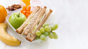 Oral Health-Friendly Lunchbox Ideas