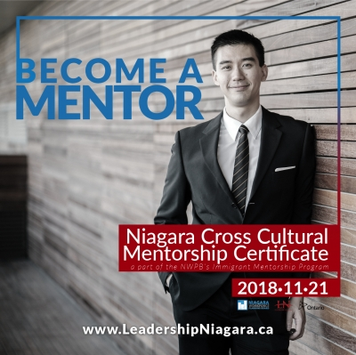 Mentorship Spotlight: Embark on cross-cultural skills development with the NIAGARA CROSS-CULTURAL MENTORSHIP CERTIFICATE