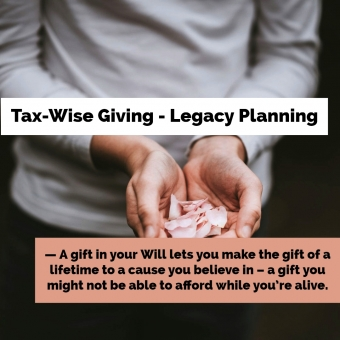 Tax-Wise Giving Presentation