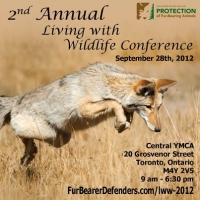 Living With Wildlife Conference 2012