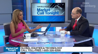 Darren Sissons on BNN Market Call, November 8, 2018