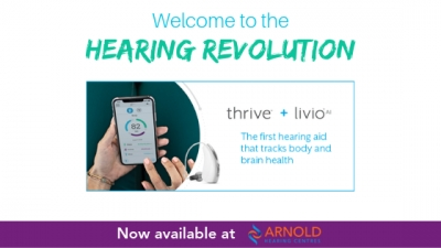 Introducing the Starkey Thrive App