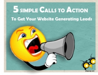 5 Simple Calls to Action to Generate Leads