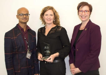 Niagara Health receives award for life-saving work