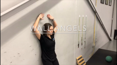 #FitnessFriday Ι Wall Angels
