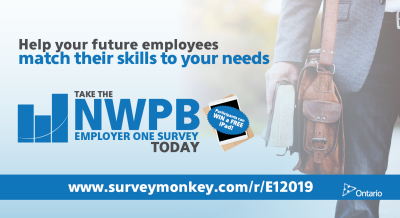 Employer One Survey 2019 NOW OPEN