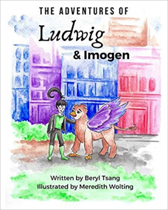 The Rider Recommends: THE ADVENTURES OF LUDWIG & IMOGEN
