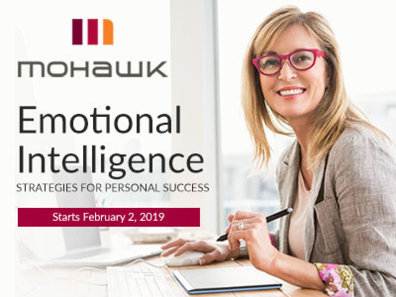 Emotional Intelligence CE Course | February 2 - March 12, 2019