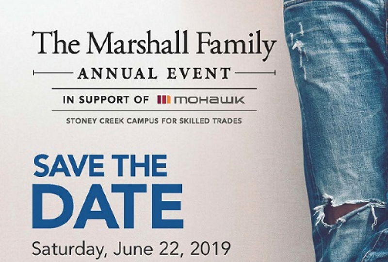 Annual Marshall Benefit | June 22, 2019