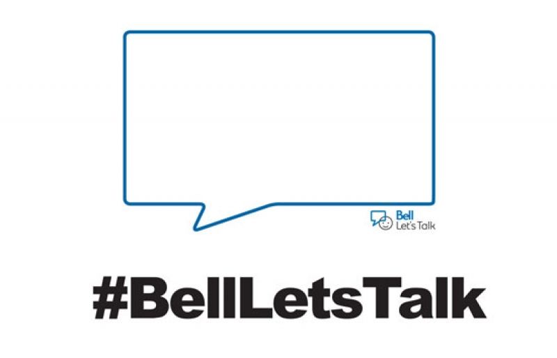 #BellLetsTalk Day | January 30, 2019