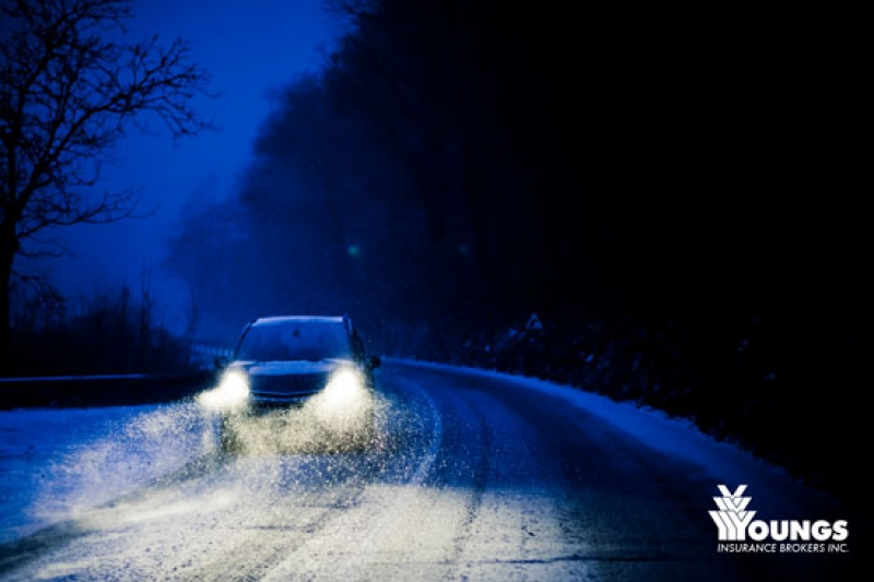Five Great Lessons for Driving Safely in the Dark