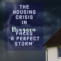 Niagara's Housing Crisis Faces A Perfect Storm