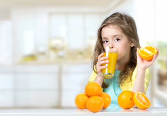 The Truth About Juice & Your Child's Oral Health