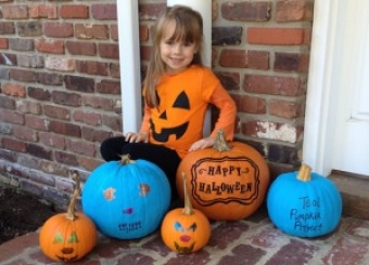 Three Halloween Tips from Julie Cole