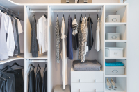 Staging Attractive, Organized Closets When Selling Your Property