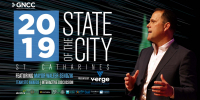 Mayor Sendzik delivers optimistic state of the city address