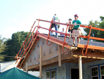 Preventing falls from roofs: studying additional work procedures and practices