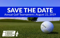 SAVE THE DATE | Annual Golf Tournament | August 22, 2019