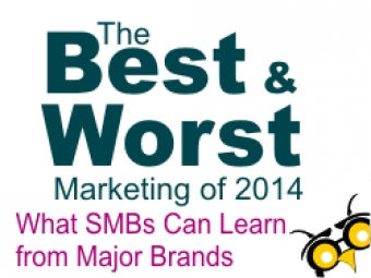 The Best and Worst of Marketing - What You Can Learn from Major Brands