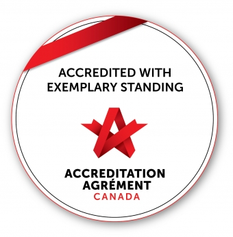 HDS Accredited with Exemplary Standing