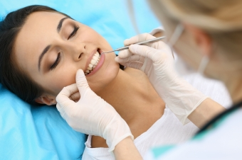 Why is visiting the dentist important?