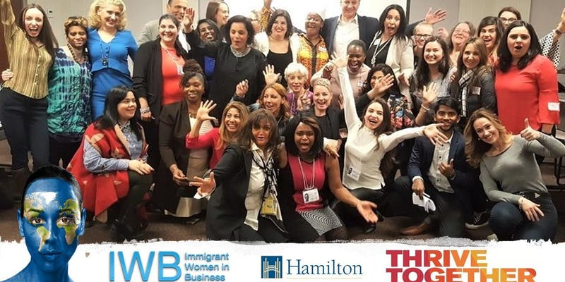 Speaker | IWB Networking and Inspirational Leadership Event | April 8, 2019