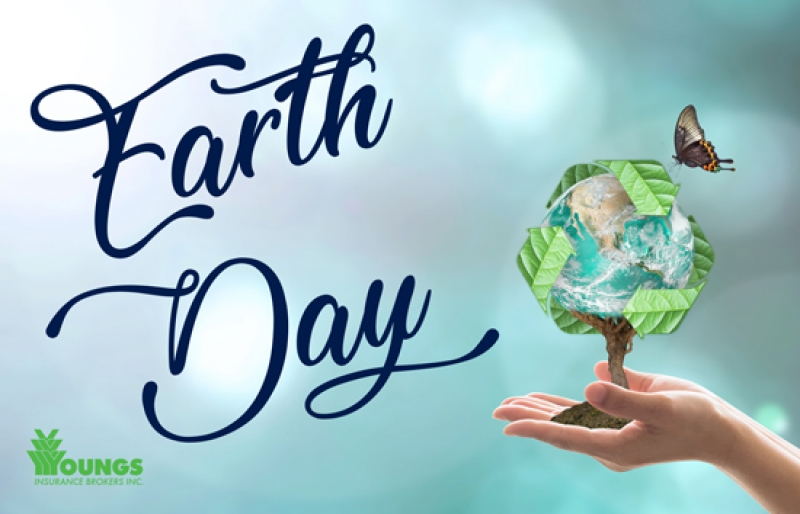 Giving Back | Earth Day - April 22, 2019