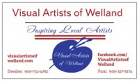 Visual Artists of Welland Show this weekend