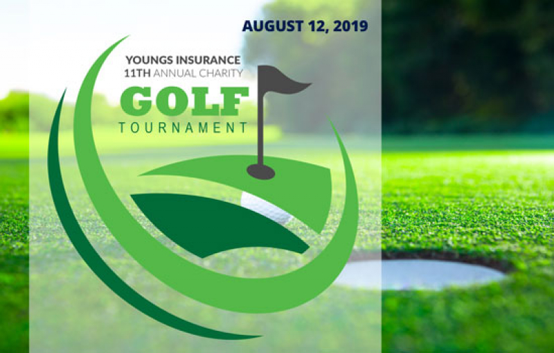Youngs Insurance 11th Annual Charity Golf Tournament