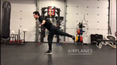 #FitnessFriday Ι Airplanes