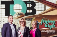 TOB April 2019 | IBAH Feature
