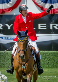 Ian Millar Announces Retirement from International Competition
