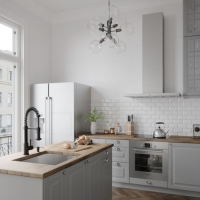 Refresh your kitchen or bathroom with on-trend finishes