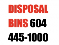 ✅Dirt Bin | Concrete Bins | Waste Disposal Bins | Garbage Bins | Bin Rental | Vancouver