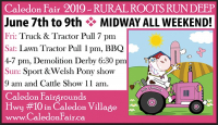 Caledon Fair | The Rider Marketplace
