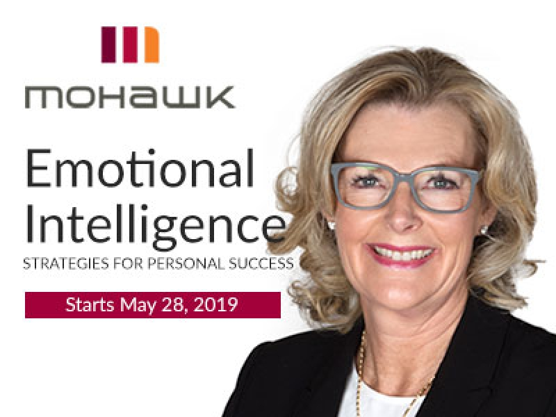Emotional Intelligence CE Course | May 28 - June 25, 2019