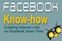Know-how: Facebook Time Saver - Creating Interest Lists