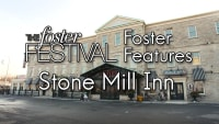 Foster Features - Stone Mill Inn, one of our favourite places to stay in Niagara!