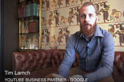YouTube Business Partner Tim Lamch balances comfort with King & Bay style