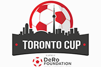 The 2019 Toronto Cup is a one day, 5-on-5 street soccer tournament that will take place in support of the DeRo Foundation