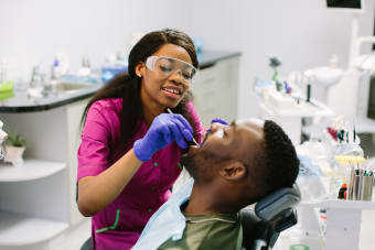 Oral Cancer Screening & Prevention