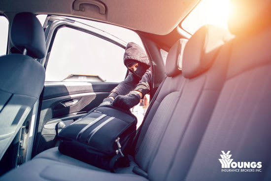Prevent Break-ins: What You Should Never Leave in Your Car