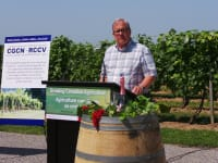 Canadian Grape and Wine Industry Receives $8.4 Million in Federal Funding