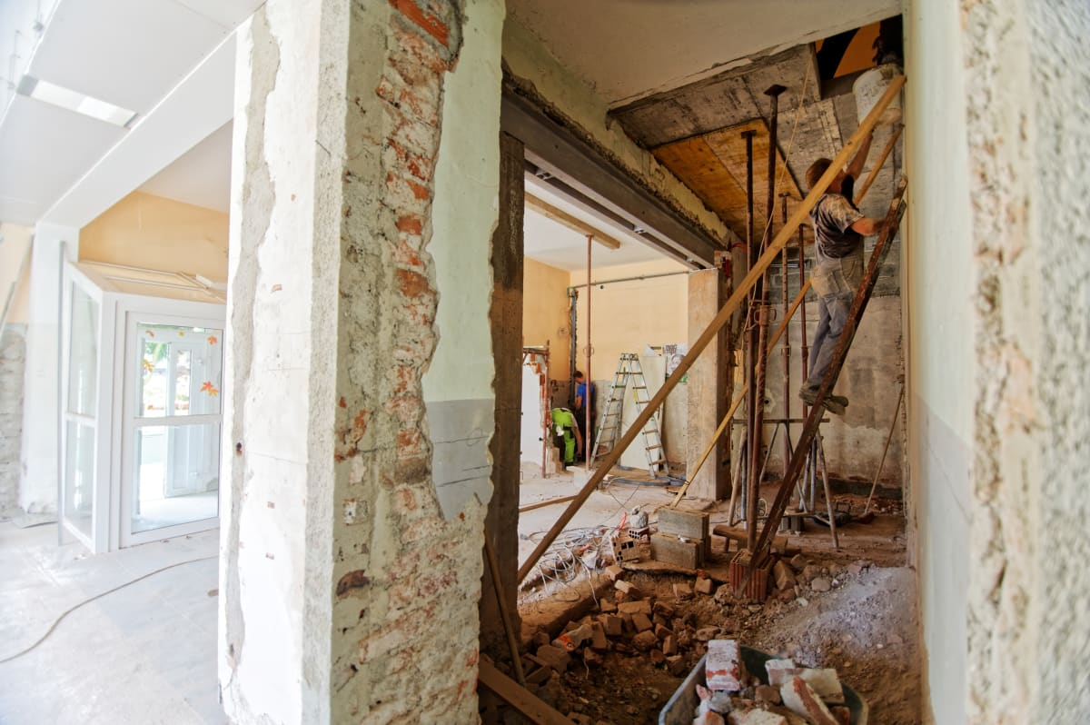 Surviving a Renovation